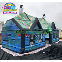 Inflatable Pop-up Bar Tent, Used Commercial Pub Bar, outdoor inflatable bar for party Party Tent For Sale