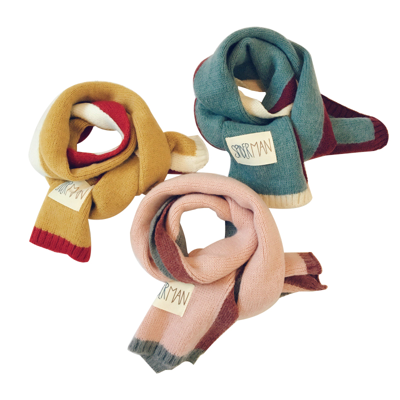 Toddler Boys Girls Kids Keep Warm Shawls Scarves Collar Thickening Winter  Scarf innovatis-suisse.ch