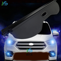 Rear Trunk Security Cargo Cover Shield Protective Shade For Ford Escape Kuga 2013 2014 2015 2016 Car-Styling Accessories