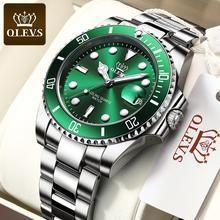 Top Brand Luxury Quartz Watch Mens Stain