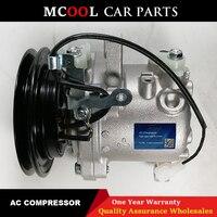 for SV07E AC Compressor 4472206750 4471805090 2473002320 L360SGQGZ For Daihatsu Mira Charade Hijet truck daihatsu compressor
