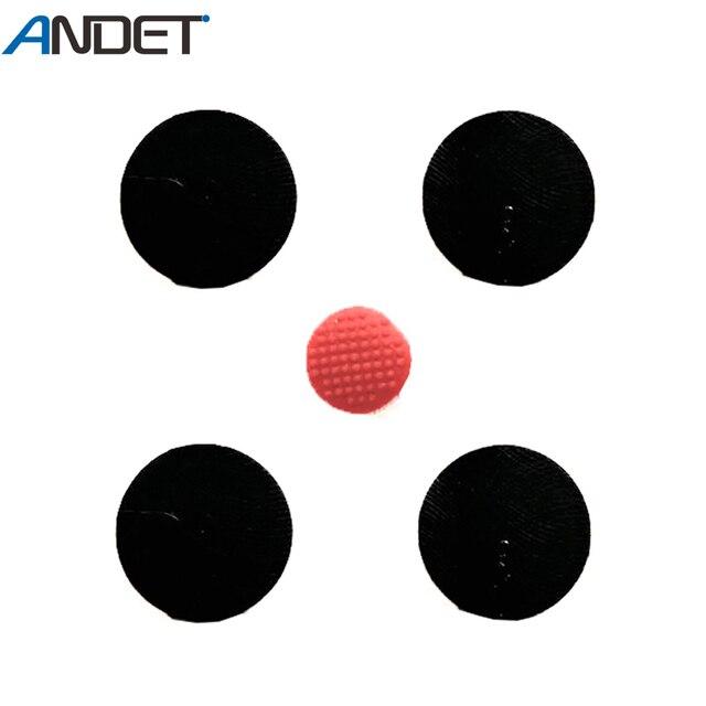 4 pz/set Nuovo Piedini In Gomma per Lenovo ThinkPad X1 Carbonio Gen 2 3 MT: 20A7 20A8 20BS 20BT Base Inferiore della Copertura Del Piede con TrackPoint