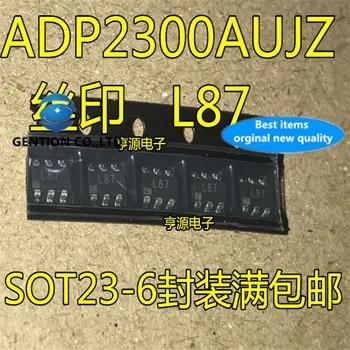 5Pcs ADP2300 ADP2300AUJZ ADP2300AUJZ-R7 Silkscreen L87 SOT23-6 in stock  100% new and original