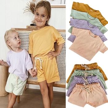 Toddler Kids Summer Clothes