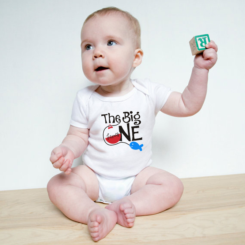 Cute Im A Hooker On The Weekend Playsuit Short Sleeve Cotton Bodysuit for Baby Boys and Girls