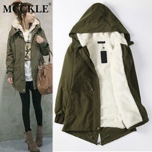 Women Wadded Hooded Down Parkas 2019 Winter Female Fashion Outwear Ladies Thick