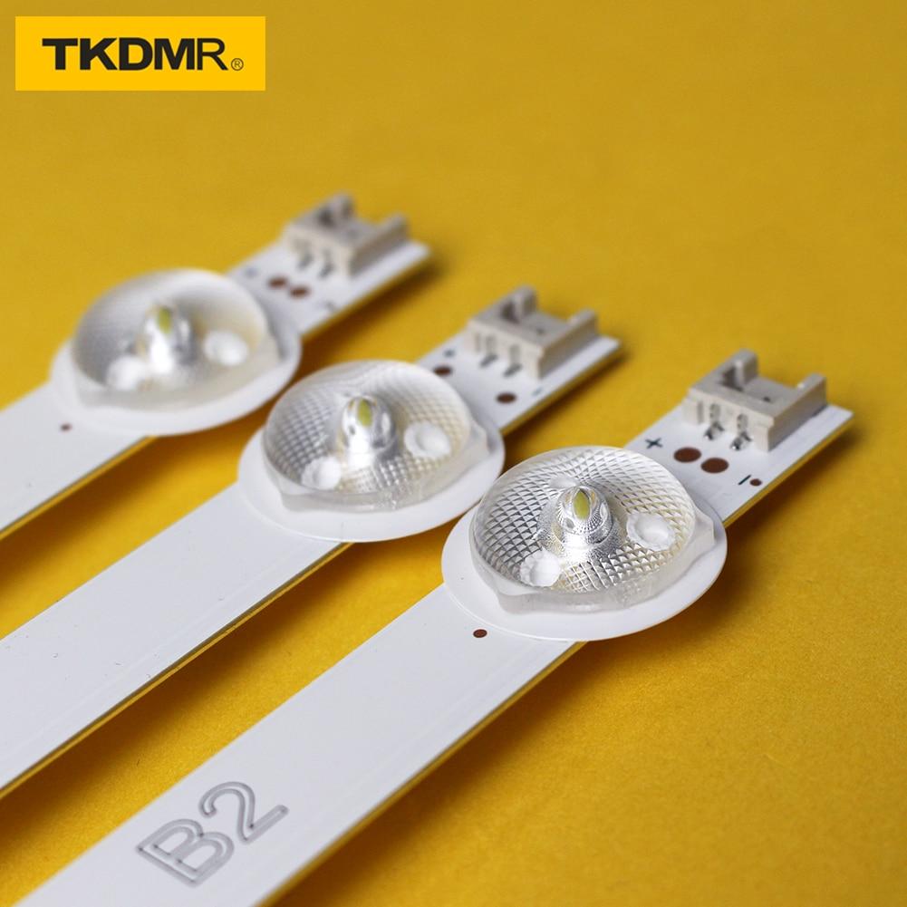 """LED Backlight Strip For LG 32""""TV 32LN5100 32LN520B 6916L-1106A 6916L-1105A 6916L-1204A 32ln570V 32LN545B 32LN5180 6916L 1295A"""