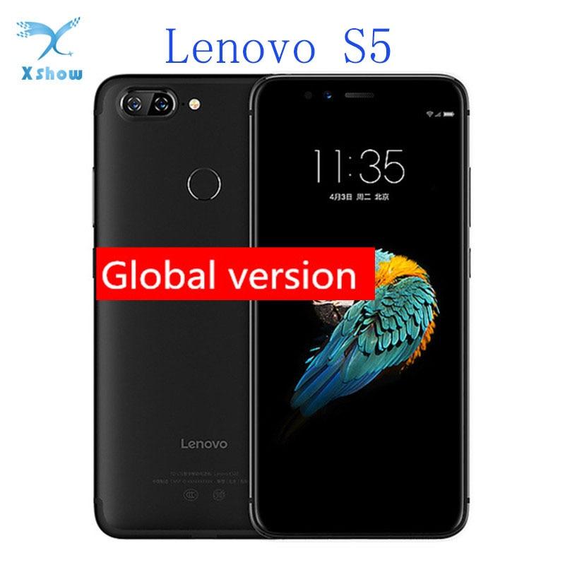 Глобальная версия Lenovo S5 K520 K520T смартфон 4 Гб 64 Гб 5,7