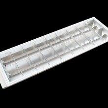 Поставка Синхуа T8 оснастки в i-образный растовый светильник(матовая) 2X20 напрямую от производителя продажи растовый светильник цитаты