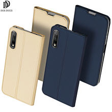 Flip Case For Huawei Honor 9X & 9X Pro PU Leather Soft Bumper Protective Card Slot Holder Wallet Stand Cover Mobile Phone Bag flip case for huawei honor 20 pro pu leather tpu soft bumper protective card slot holder wallet stand cover mobile phone bag