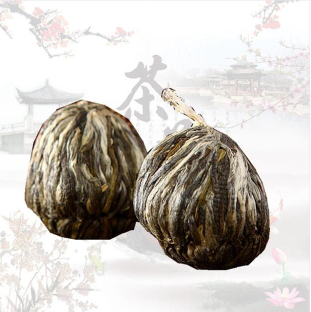 140g 16 Kinds of Handmade Blooming Flower Tea China Ball blooming flower herbal tea Artistic the tea for health care products 3
