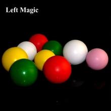 От одного до четырех шариков, размножающиеся бильярдные шары(мягкие, диаметр 4,2 см), волшебные трюки, Волшебная сцена, иллюзия, трюк, аксессуары, реквизит