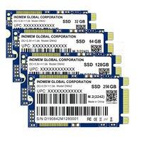 INDMEM M.2 2242 SSD 256 ГБ/128 ГБ/64 Гб MLC SSD M2 2242 SSD M.2 твердотельный накопитель MLC Sata HD внутренний SSD 120 ГБ 240 ГБ жесткий диск