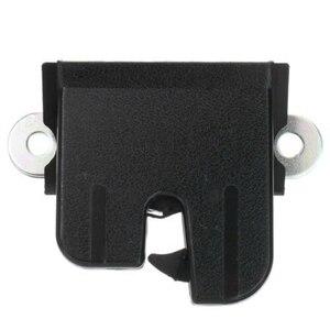 Image 4 - 5K0827505A 1K6827505E 5M0827505E 1P0827505D האחורי TRUNK נעל נועל מכסה מנעול פולקסווגן גולף V VI גולף GTI MK5 גולף MK6 עבור מושב ליאון