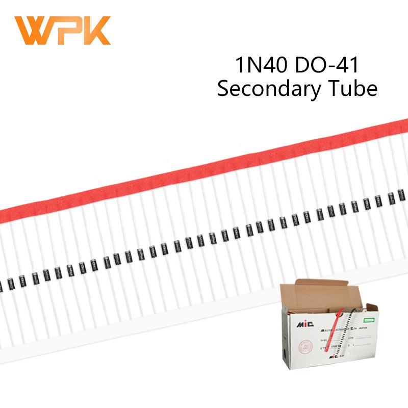 Выпрямительные диоды 1A DO-41 1N4001 1N4002 1N4003 1N4004 1N4005 1N4006 1N4007 50 в 100 в 200 в 400 в 600 в 800 в 1000 В 1N400, 20 шт.
