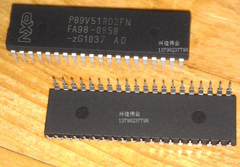 P89V51RD2FN  DIP40   P89V51RD2