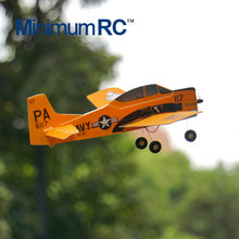 Minimumrc t 28 trojan rc самолет 360 мм комплект + мотор/комплект
