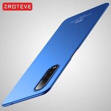 Find X2 Pro Case ZROTEVE Slim Matte Coque For Oppo Find X X2 X3 Pro Case Hard PC Cover For Oppo Find X2 Neo X3 Lite Phone Cases