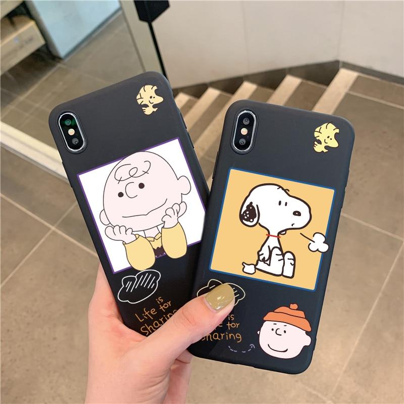 Cute Cartoon Pattern Phone Case For Samsung A50 A40 A70 A51 A71 Note 10 8 9 Plus S10 S20 S9 S8 Plus S10E A30 A5 A8 A90 Soft Case