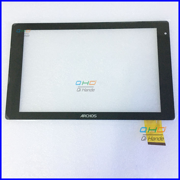 With LOGO 1Pcs/Lot Free Shipping For 10.1'' Inch HXD-1076-V3.0  Archos Tablet PC Touch Screen Panel Digitizer Sensor Replacement