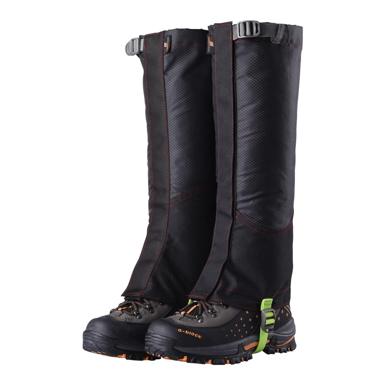 Ji Rock Manufacturers Direct Selling Outdoor Oxford Cloth Gaiters Water Resistant Sand-proof Mountain Climbing Hiking Legguard B