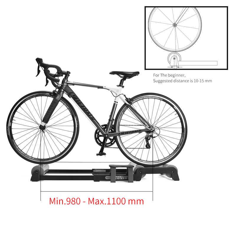 DEUTER Tas Bersepeda Dalam Ruangan Pelatih Rol Rumah Sepeda Latihan Rodillo Bicicleta Pelatihan Pelatih Kebugaran untuk Sepeda MTB Road Rol