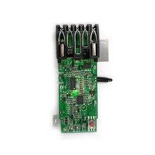 M18 PCB Board PCB Sạc Mạch Bảo Vệ Ban Cho Milwaukee 18V Pin Li ion Chi Tiết Sửa Chữa Phụ Kiện