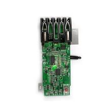 M18 PCB לוח PCB טעינת הגנת מעגלים עבור מילווקי 18V ליתיום סוללה תיקון חלקי אבזרים