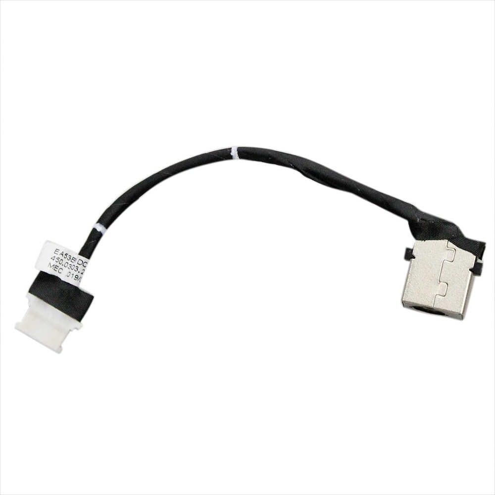 Para ACER ASPIRE E15 ES1-512 ES1-512-P84G DC CABLE de toma de corriente 50.MRWN1.002 450.03703.0001 450.03703.2001 450.03703.001