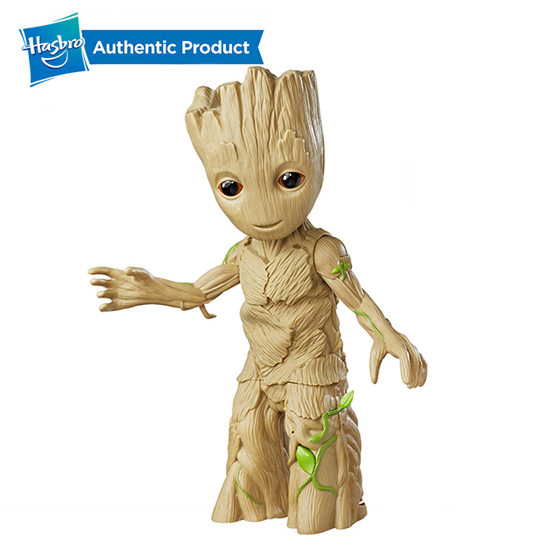 Hasbro Marvel Guardians Of The Galaxy Groot Dancing Action Figure Toy