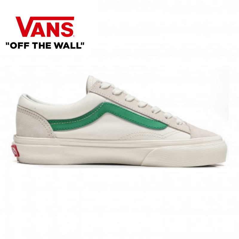 US $51.92 56% OFF|Vans Vault Og Style 36 Men and Women Shoes Marshmallow Jolly Green Classic White Shoes Outdoor Street Wind 2019 New VN0A3DZ3RFX on