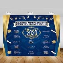 Поздравительные выпускные фото фон баннер Королевский тематический