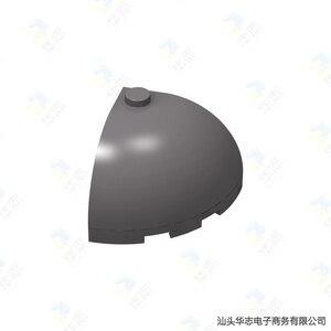 Brick Round Corner 3 x 3 x 2 Dome Top MOC DIY building block accessories parts 88293