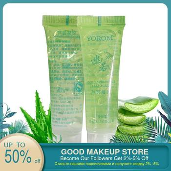 1 PCS Smoothing Aloe Vera Gel Natural Face Cream Moisturizer Acne Treatment Gel for Skin Repairing Product Sunscreen Aloe Gel