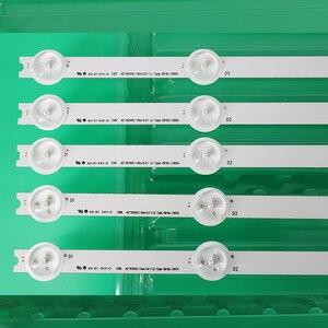 """Image 3 - led backlight screen1set=10 Pieces/lot, used part original 42""""LED strip E74739 6916L 1214A 6916L 1215A 6916L 1216A 6916L 1217A"""