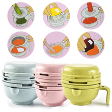 Food-Grinder Baby Feeding-Tools for Fruit And Vegetables Bowl-Conditioner Manual 1set