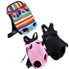 Fashion pet chest backpack cat dog travel bag new