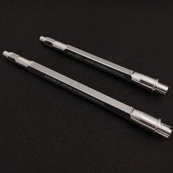 9.5 12 bras saillants international SAI boîte Flut baril CNC aluminium métal AR Tube extérieur pour Gel Blaster Airsoft AEG GBB jouet pistolet