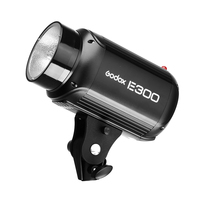 Godox E300 PRO Photography Studio Strobe Photo Flash Light 300w studio flash with wireless control port 110V/220V