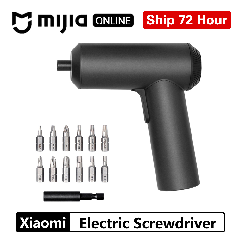 Xiaomi Screwdriver Repair-Tool Lithium-Battery Cordless Electric Precision Rechargeable