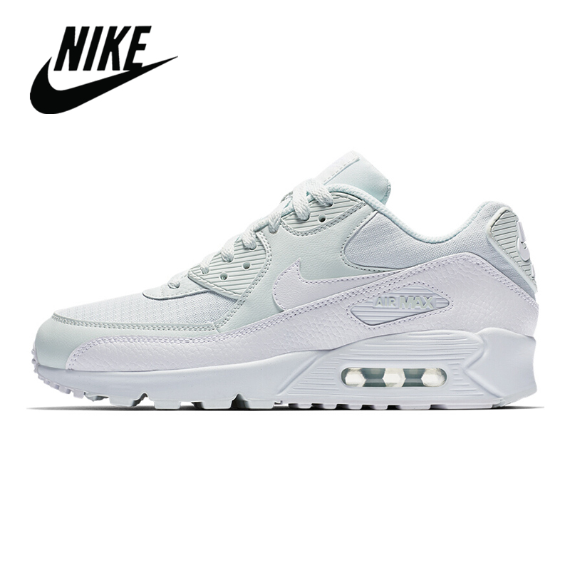 NIKE AIR MAX 90 ESSENTIAL Running Shoes For Women Outdoor Sneakers Comfortable Sport Matching   325213-419  M