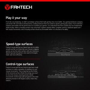 Image 4 - FANTECH MP25 Color wiele specyfikacji antypoślizgowa guma naturalna i gładka powierzchnia podkładka pod mysz do gier z zabezpieczona krawędź