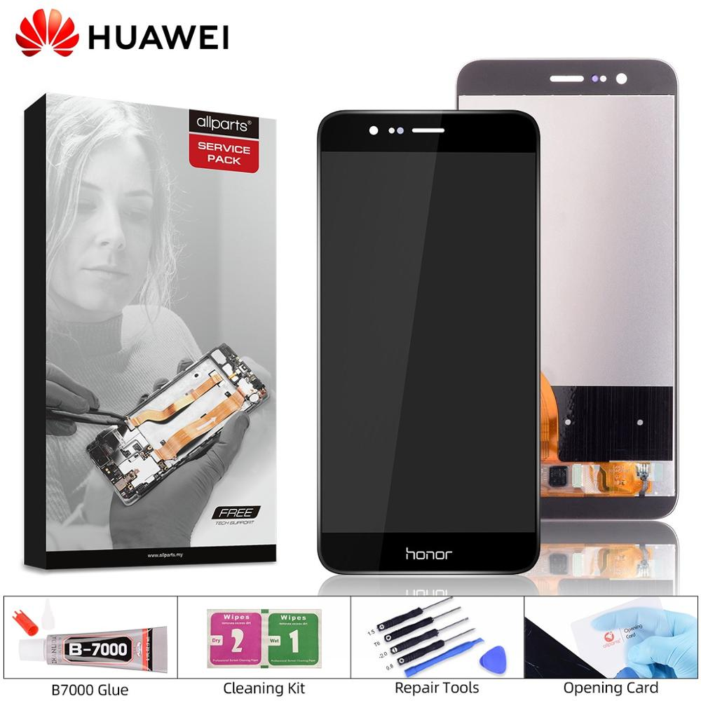 Original <font><b>Display</b></font> Für Huawei Ehre <font><b>8</b></font> Pro <font><b>Display</b></font> Touchscreen Digitizer Montage Für <font><b>Honor</b></font> V9 <font><b>LCD</b></font> Ersatz DUK-l09 DUK-TL30 image