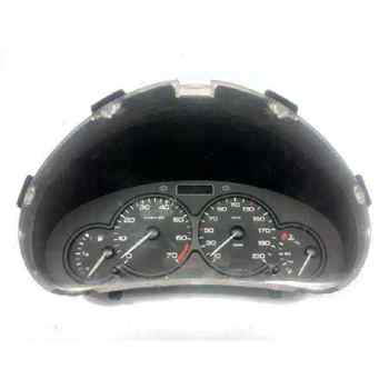 9656696180 BOX INSTRUMENTS PEUGEOT 206 SALOON