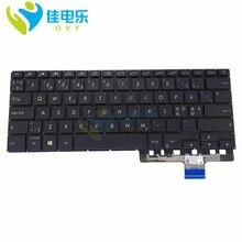Клавиатура ovy ne светильник кой для asus zenbook 14 ux450 ux450fd