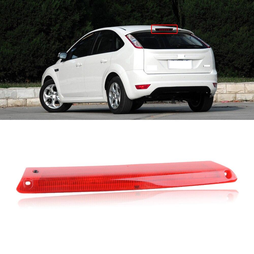 CAPQX-luz de freno trasera para Ford Focus Fiesta Hatchback, lámpara de parada de montaje, tercera luz de freno adicional