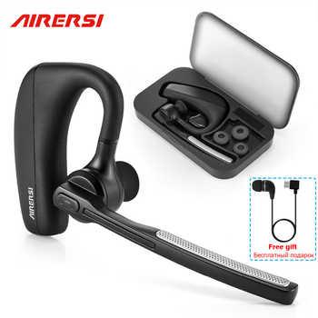 Auriculares inalámbricos Bluetooth K10 con reducción de ruido, auriculares estéreo manos libres, Auriculares Bluetooth con micrófono para teléfonos inteligentes