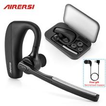Najnowszy K10 bezprzewodowy zestaw słuchawkowy Bluetooth słuchawki z redukcją szumów stereofoniczny zestaw słuchawkowy Bluetooth z mikrofonem do smartfonów