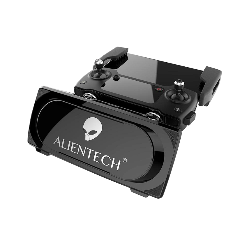 ALIENTECH 3 Pro 2.4 G / 5.8G Antenna Signal Booster Range Extender For DJI Mavic Mini Drone Quadrocopter Accessories