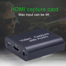 Streaming-Capture-Card Video-Recording HDMI Live for Online Computer-Accessories Portable